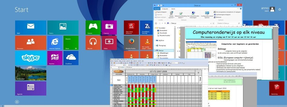 windows en office